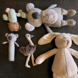 Soft Toys, Teether's